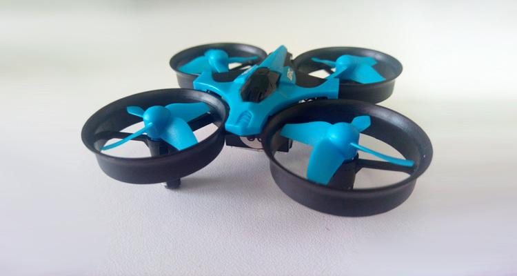 Recensione JJRC H36: micro drone economico a pochi euro