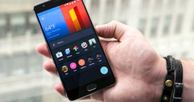 OnePlus 3 Plus