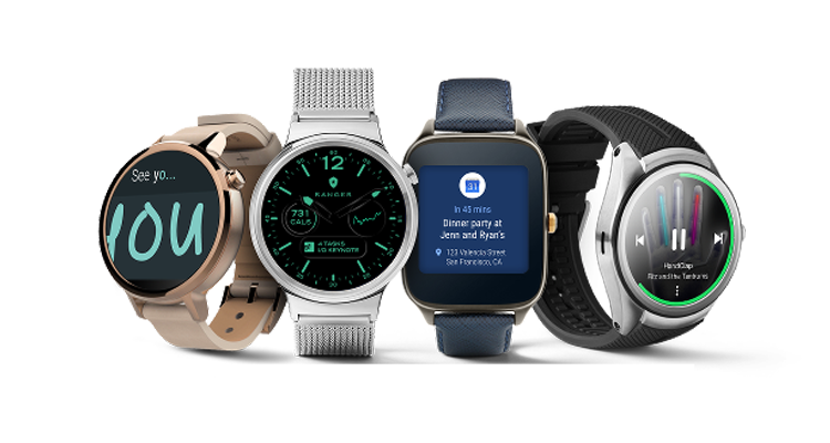 Google: a inizio 2017 2 smartwatch Android Wear 2.0