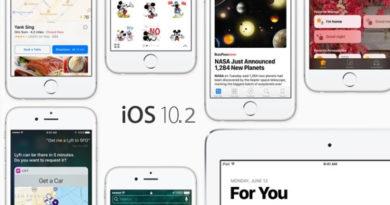 Disponibile iOS 10.2 e WatchOS 3.1.1 ufficialmente, ecco come scaricarli