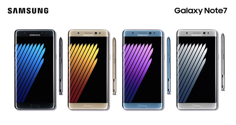 Samsung Galaxy Note 7, Samsung non è pronta a rivelare il problema delle esplosioni