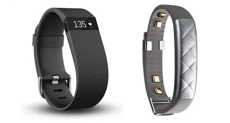 Jawbone vs Fitbit