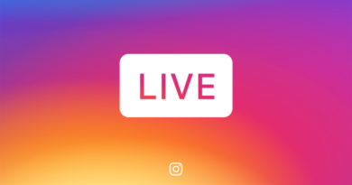 Instgram live