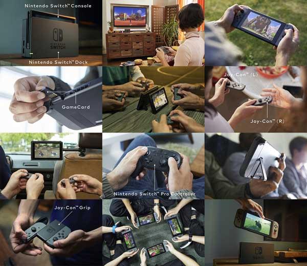 Nintendo Switch: poche console per GameStop al lancio?
