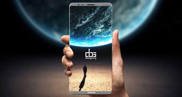 Samsung Galaxy Note 8 avrà doppia fotocamera con zoom ottico? Nuovi rumors