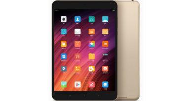 Xiaomi Mi Pad 3: il tablet è finalmente ufficiale con Android e 4 GB di RAM