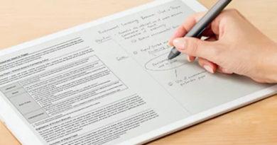 Sony DPT-RP1, nuovo tablet e-ink con gestione ottimizzata PDF