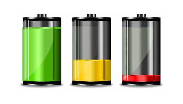 Batterie al fluoruro: così gli smartphone dureranno 2 settimane senza ricaricare