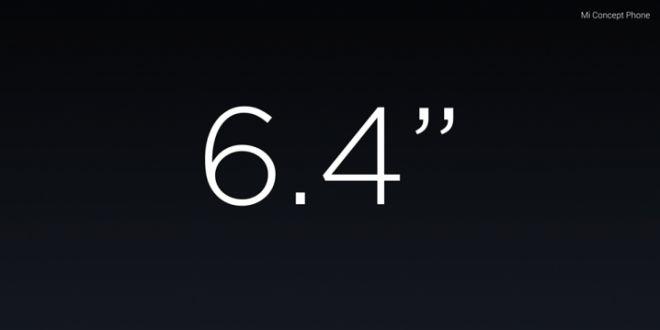 Xiaomi Mi Mix: il primo smartphone senza cornici arriverà