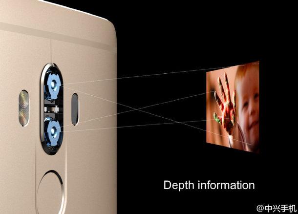 ZTE Axon 7 Max è ufficiale: 6 pollici e doppia fotocamera posteriore