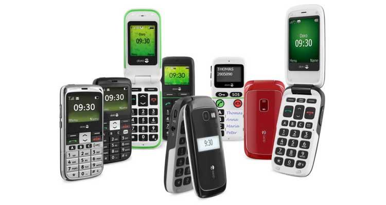 Top 5 migliori telefoni cellulari per anziani: più facili degli smartphone!