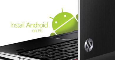 installare android