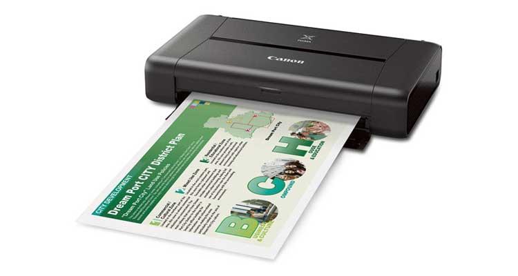 stampanti portatili