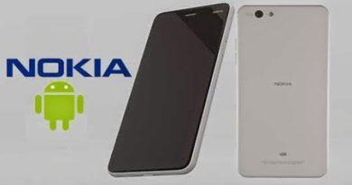 Nuovo Nokia Android di fascia media, ecco il pannello frontale