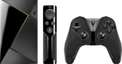 Nvidia Shield di nuova generazione, foto e controller