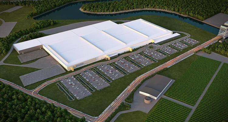Tesla SolarCity, Buffalo