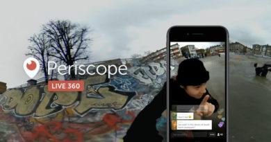 video a 360