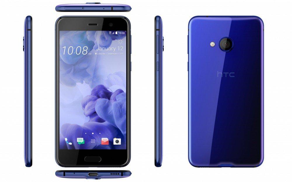 HTC U Play, un medio gamma con MediaTek Helio P10