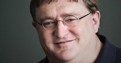 Gabe Newell Half-Life