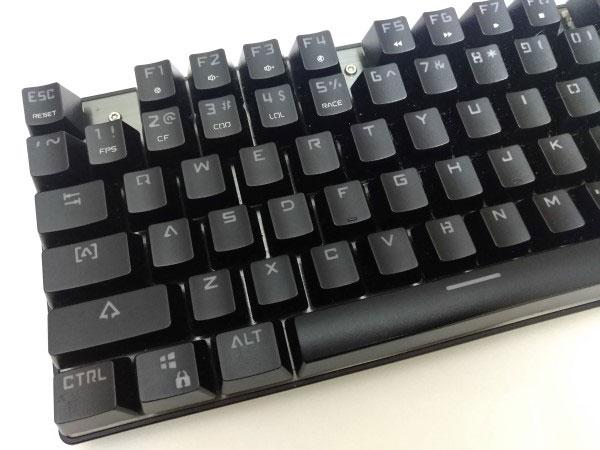 tastiera meccanica