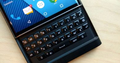 smartphone BlackBerry