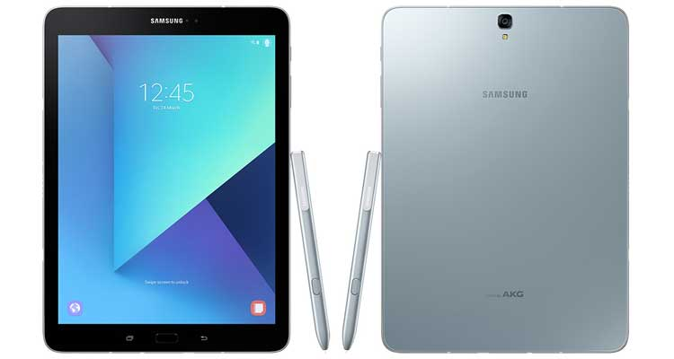 samsung galaxy tab s3 ufficiale al mwc 2017 e primo video