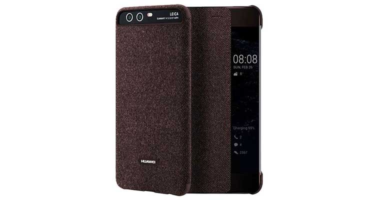 custodia huawei 10 plus