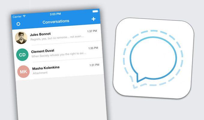 Signal rincorre WhatsApp: si è appena aggiornata con grandi novità