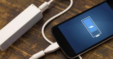 batterie smartphone