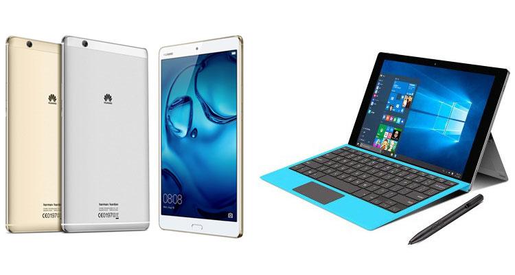 I migliori tablet cinesi Android e Windows 10 del 2021
