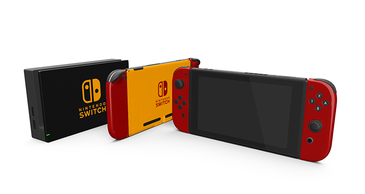 Nintendo Switch Colorware