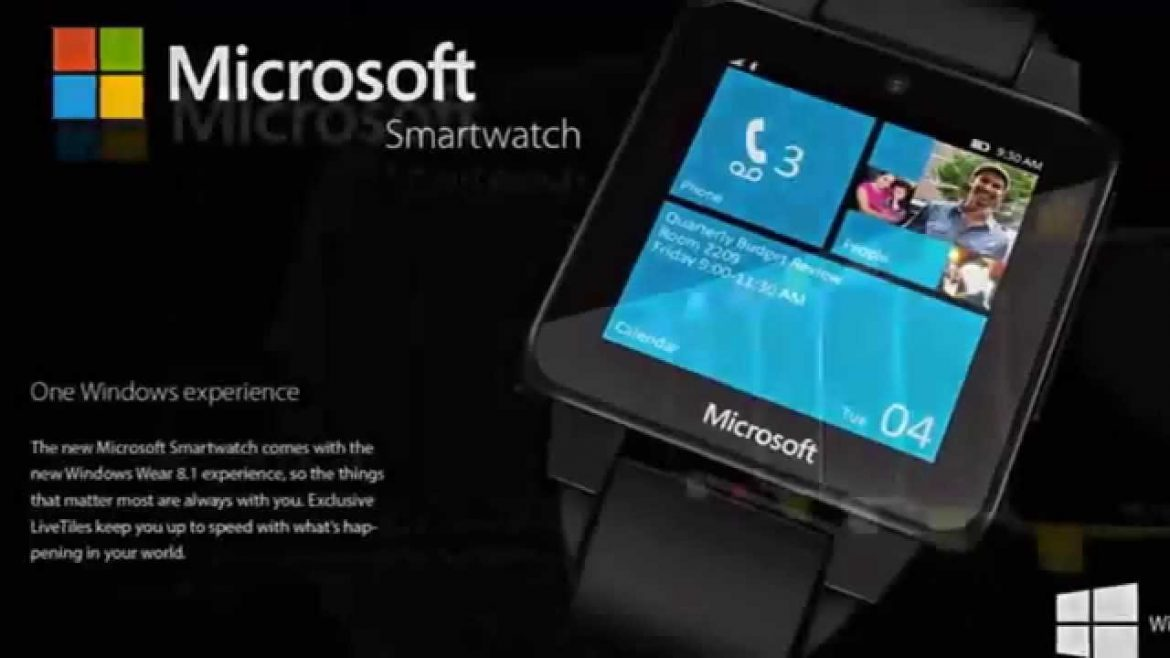smartwatch windows