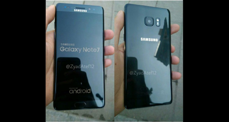 samsung galaxy note 7r