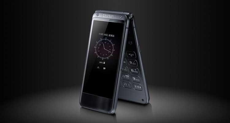 smartphone a conchiglia