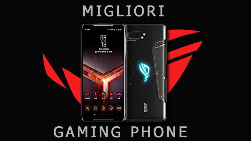 migliori smartphone gaming