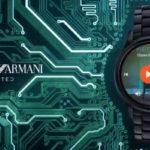 Armani Connected: lo smartwatch del noto stilista arriverà a settembre