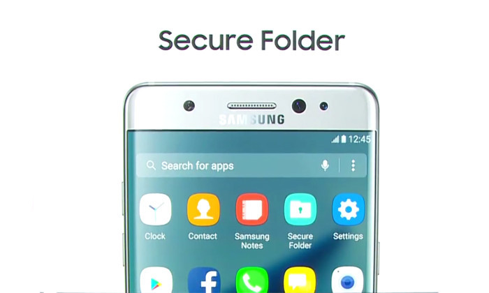 samsung secure