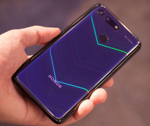 migliori smartphone design: honor