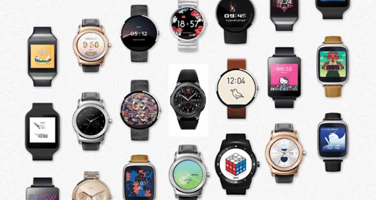 smartwatch android wear