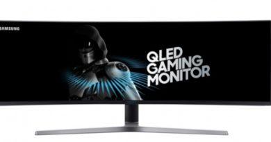 Monitor QLED
