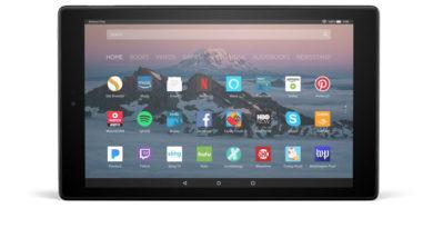 Fire HD 10, Amazon aggiorna il tablet con nuove funzioni multimediali