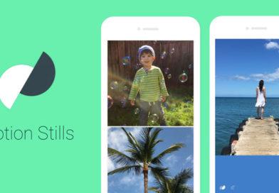 Google Motion Stills, l'app per creare GIF si aggiorna con diverse novità