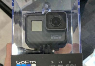 GoPro Hero 6 con fotocamera da 12 megapixel e 4K a 60fps arriverà il 28 settembre?