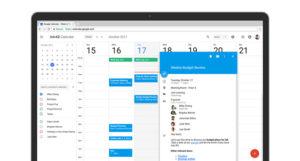 Google Calendar for web