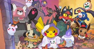 pokemon spooky