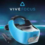 HTC Vive Focus: ufficiale il primo visore VR standalone simile ai top di gamma