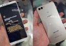Un presunto Huawei Nova 3 appare in foto con display 18:9