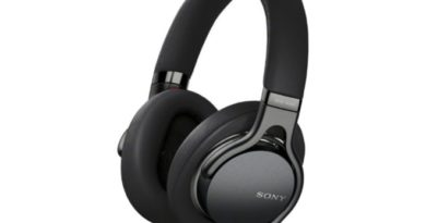 cuffie wireless sony esterne