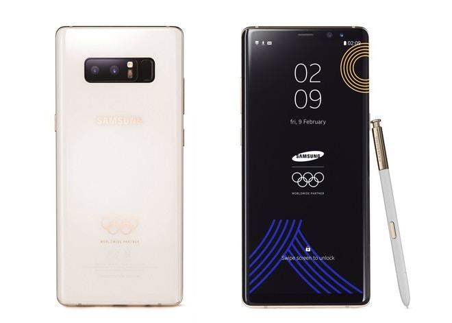Galaxy Note 8 special edition
