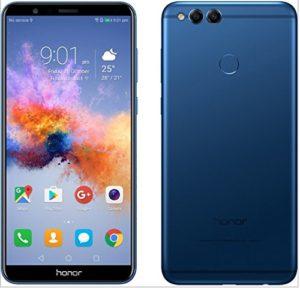 smartphone Android economico honor 7x